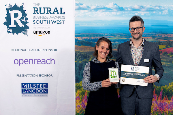 Rural Business Awards Cirencester.