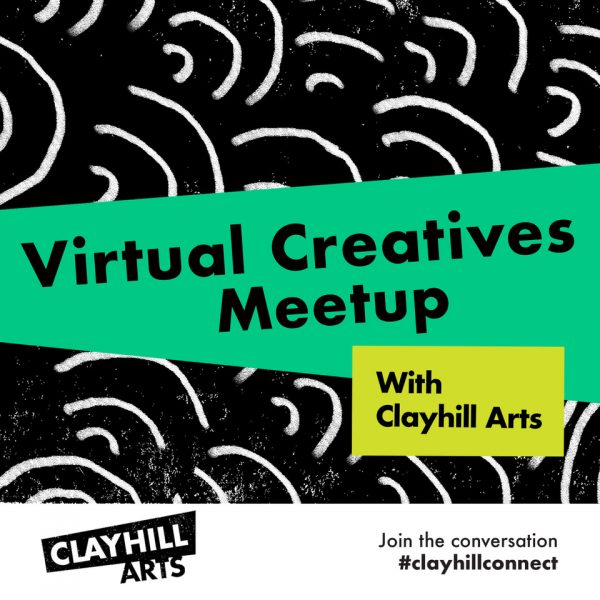 virtual creatives meetup - square - with clayhill
